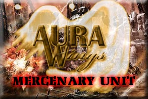 Aura Wings Mercenary Unit