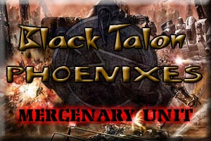 Black Talon Phoenixes Mercenary Unit