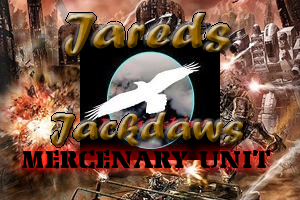 Jareds Jackdaws (C) Mercenary Unit