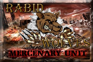 Rabid Wolves Mercenary Unit